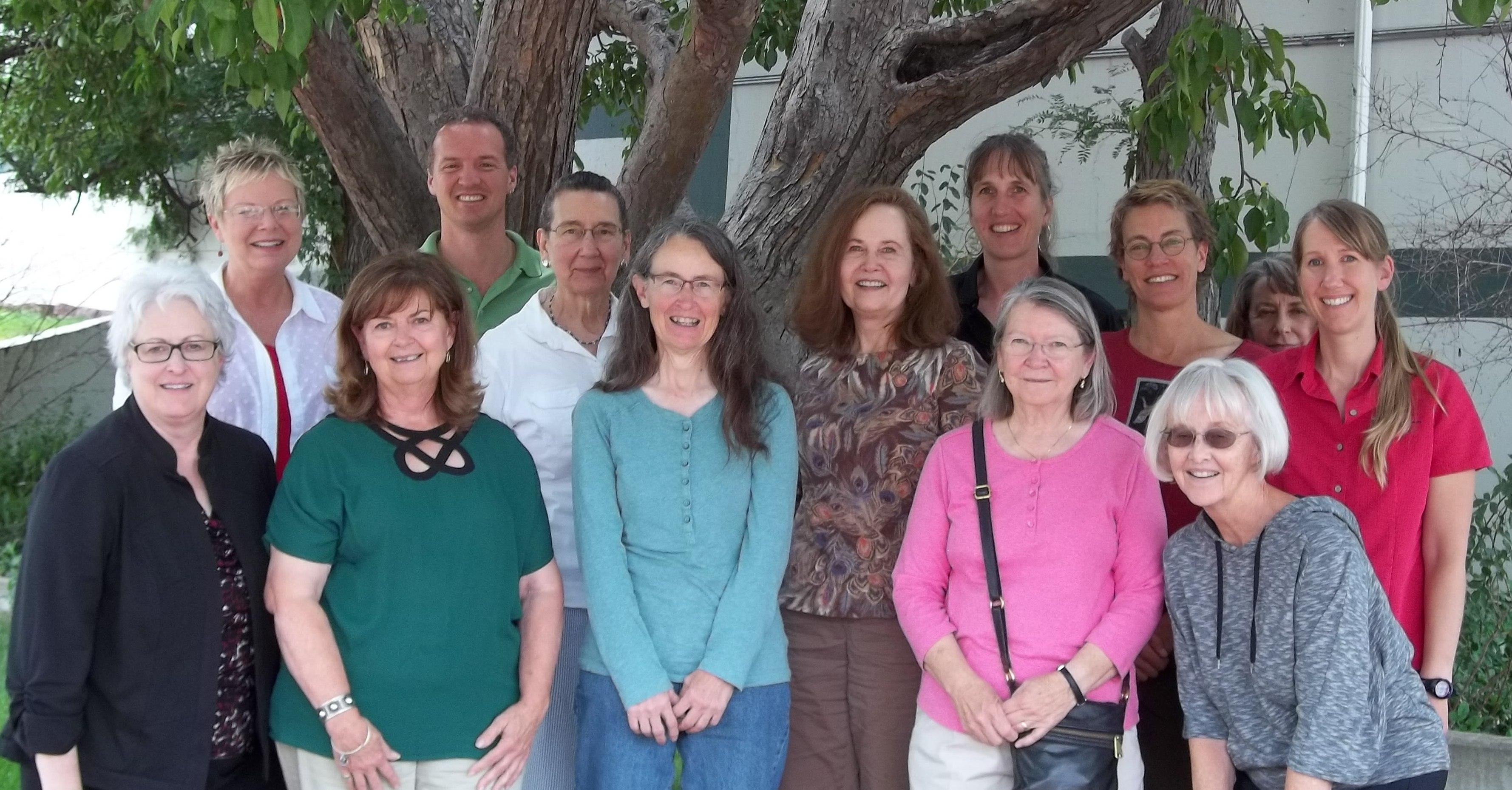 The Meet Our Metro to Mountain Native Plant Master Team