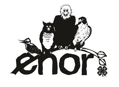 ENOR Environmental Discovery Camp logo