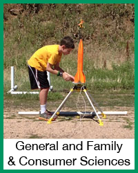 4-H General Projects and Family & Consumer Science Projects