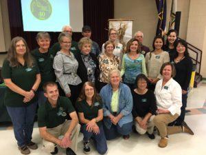 2016 Master Gardeners grads