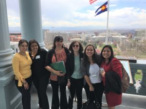 FLTI visit to the capitol