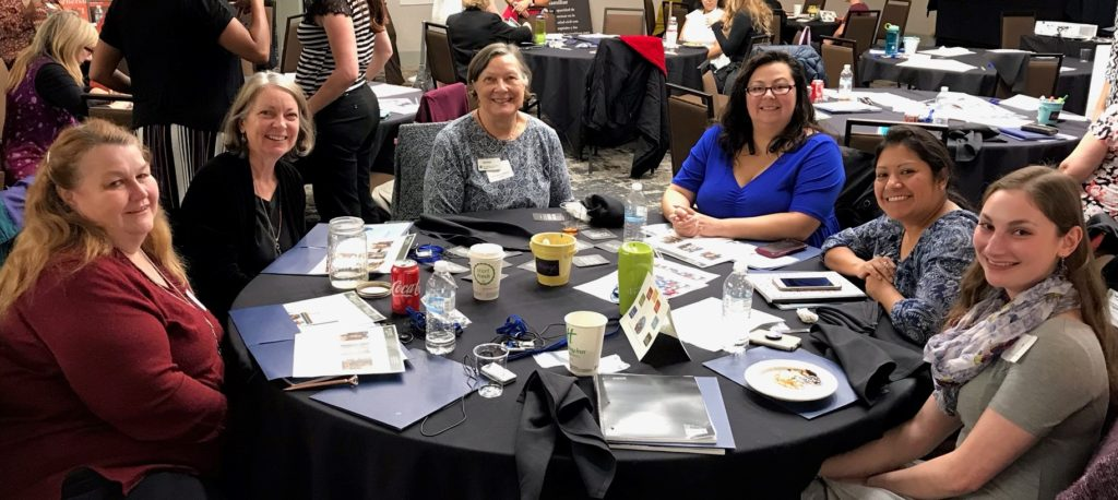 2018 Jeffco FLTI graduates continue to expand their learning at the Family and Community Leadership Summit. The summit highlighted the current work from the Colorado Office of Health Equity and worked on skills in conflict resolution and using interactive theater techniques to engage productive action in our communities!