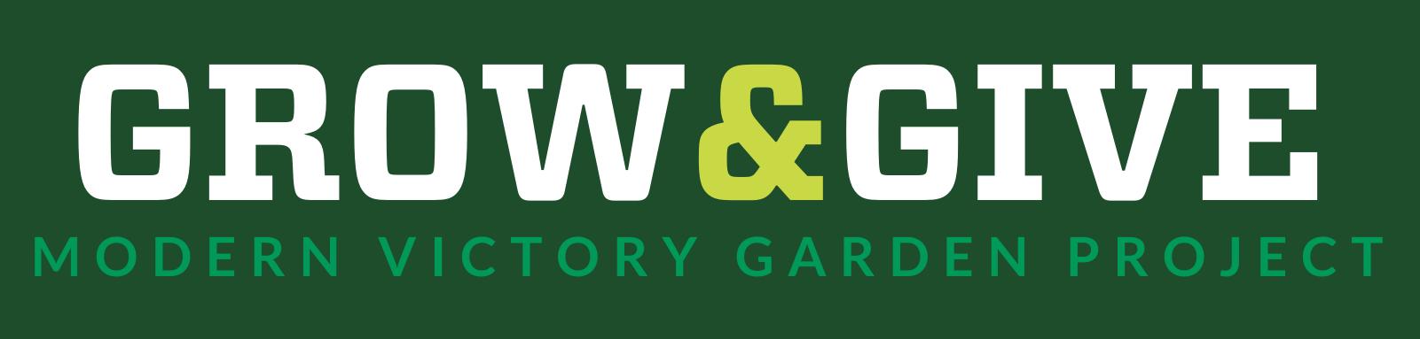 Grow & Give Logo