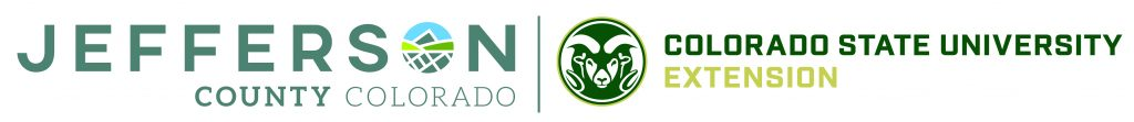 Jeffco/CSU Extension Logo